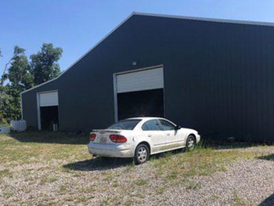 Residential Garage Before